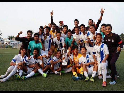U18 I-League: AIFF Academy crowned champions by beating East Bengal