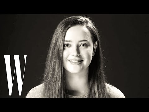 Katherine Langford on 13 Reasons Why, Orlando Bloom, and Romeo + Juliet | Screen Tests | W Magazine