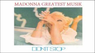 Madonna Don't Stop (Extended Stopschild Mix)