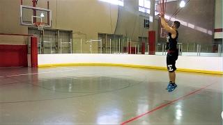 Bu Antrenman Şut Yüzdeni Arttırıcak | Basketbol