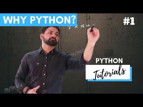 myTectra Tutorials | Python | Part 1 thumbnail