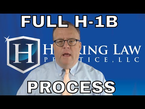 How Does The H1B Process Work?