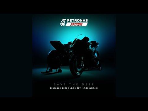 2021 PETRONAS Sepang Racing Team Presentation