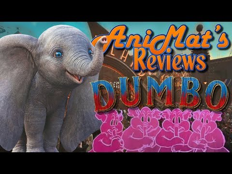 Dumbo (2019) - AniMat's Reviews