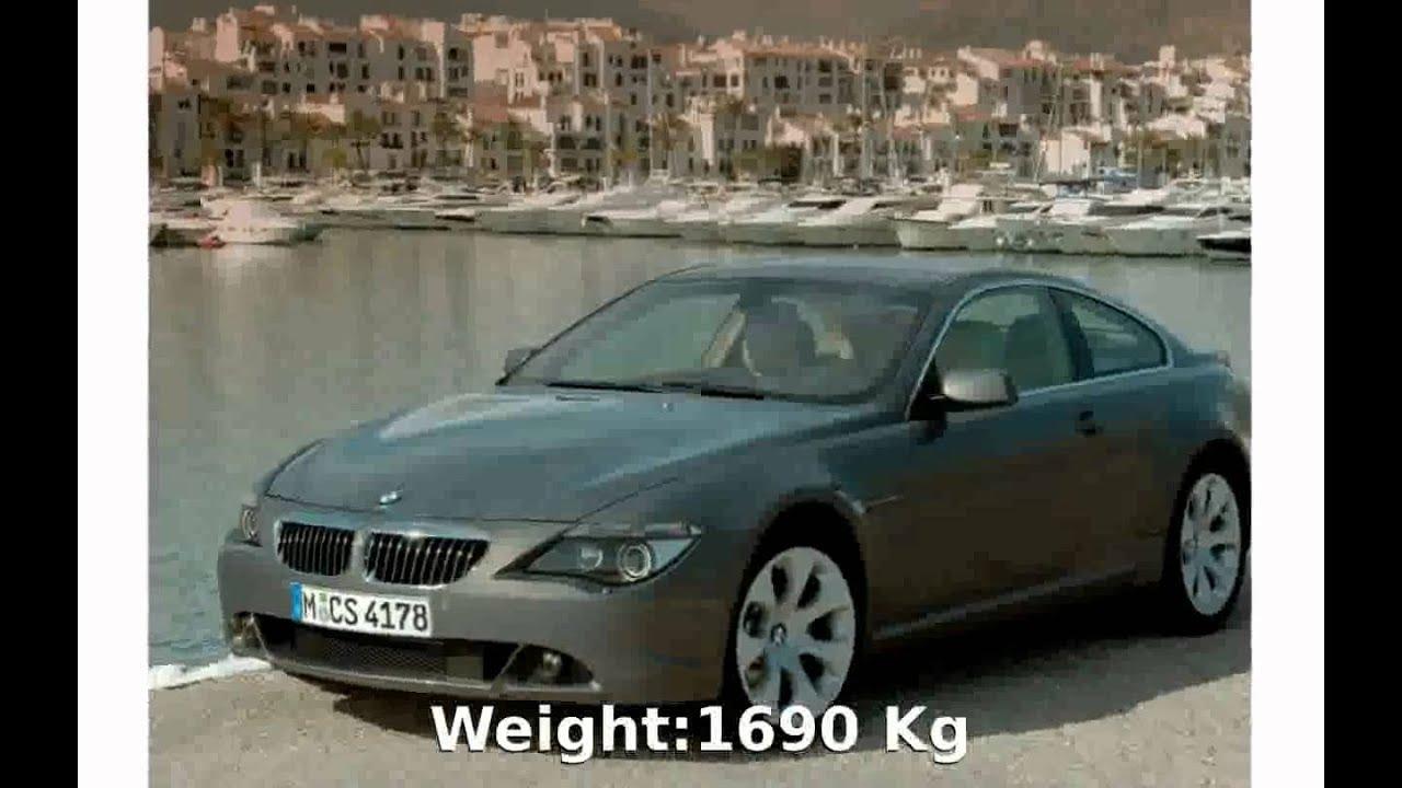 Bmw Ci Engine Price Release Date Transmission Speed - 2008 bmw 645ci