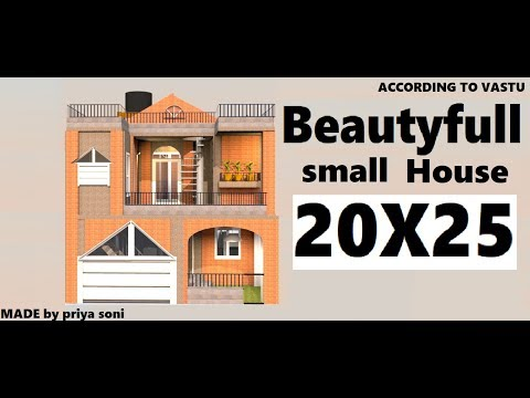 20X25 house design by priya soni on build your dream house