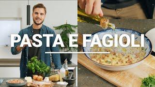 Mitt bästa italienska matminne - PASTA E FAGIOLI