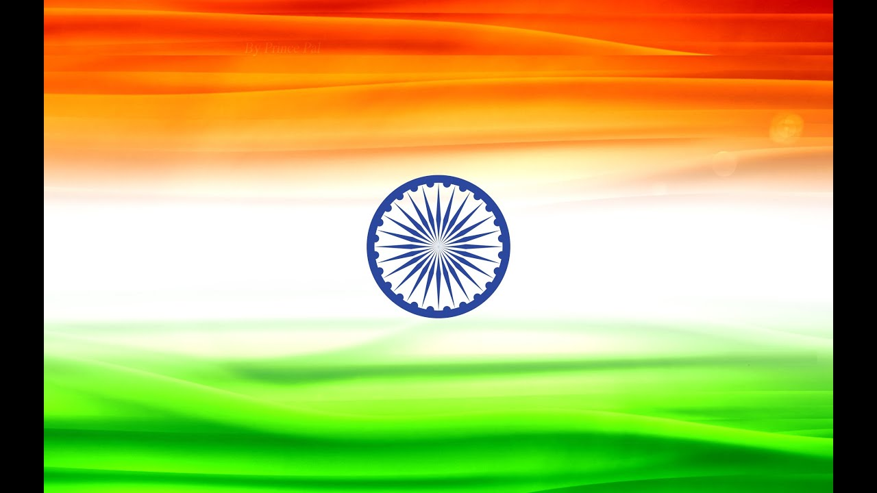 indian national flag 4d animation   youtube