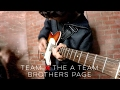 Team x The A Team - Brothers Page Mashup (Lorde & Ed Sheeran Cover)