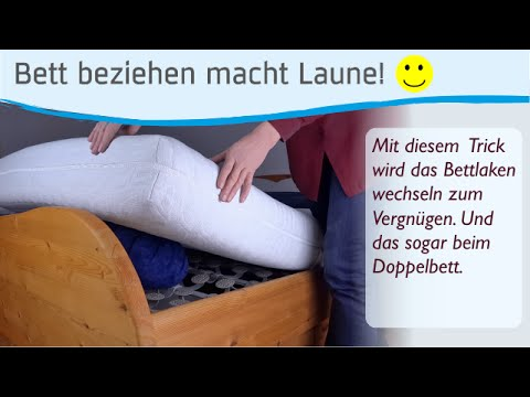 So Macht Betten Beziehen Spass Youtube