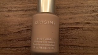 Review Origins Stay Tuned Foundation