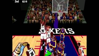 NBA Action 98 - The Father of NBA 2K - Lakers vs 76ers PC