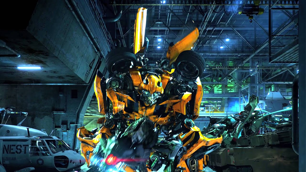 Transformers: The Ride-3D at Universal Studios Hollywood ...  Transformers: T...