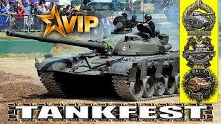 Jak wygrać bilet VIP na Tankfest 2018 ?