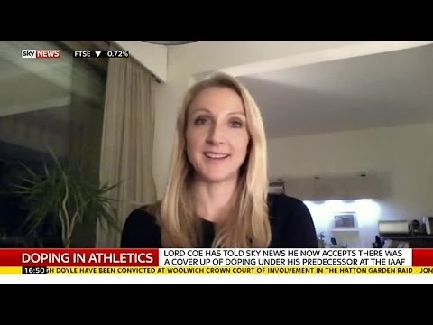 Paula Radcliffe On Doping In Athletics