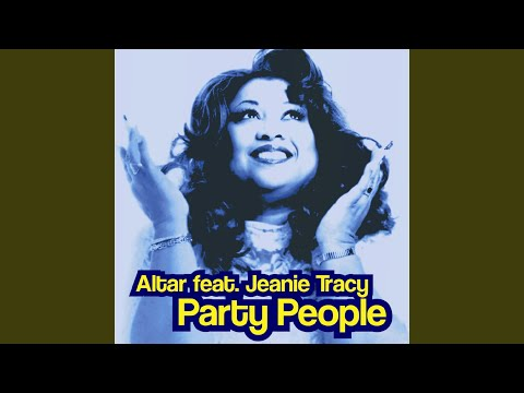Party People Radio Mix