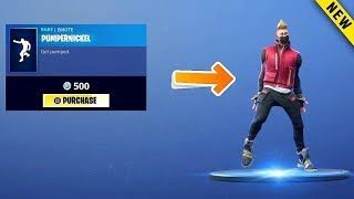 Fortnite Pumpernickel emote (10 minutos) Get bombeado!