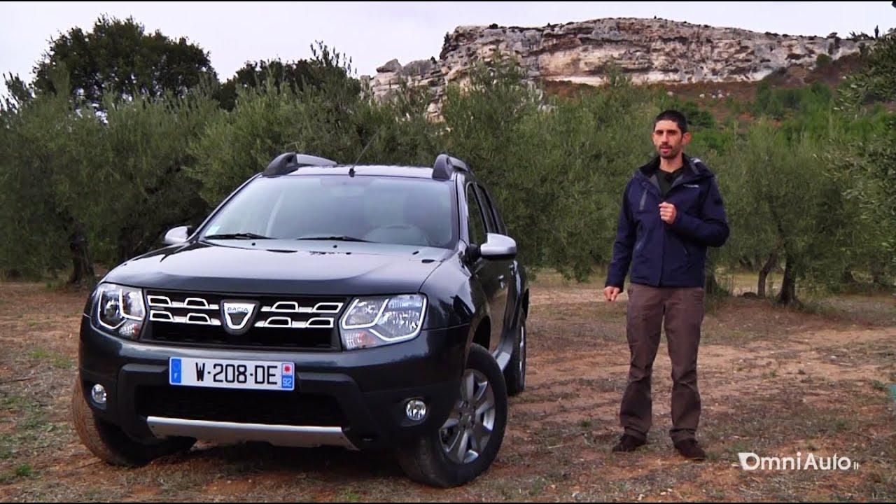 Dacia duster restyling 2014 la prova del benzina 1 2 tce for Suv 4x4 economici