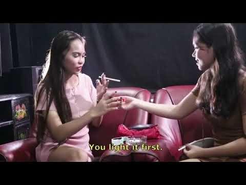 Paloma And Gia Teach Each Other To Smoke
