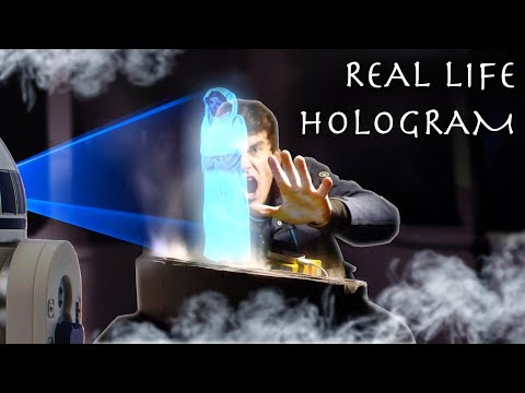 how-to-make-an-interactive-hologram!-(cheap-easy-diy-build)