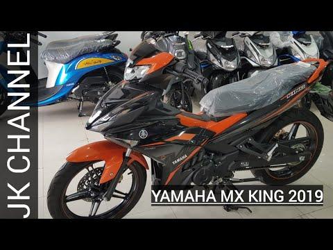 YAMAHA MX KING 2019 | KEREN + SPORTY = AUTO GANTENG.