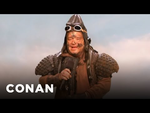 "Patton Oswalt's Cut Scene From ""Mad Max: Fury Road""  - CONAN on TBS"