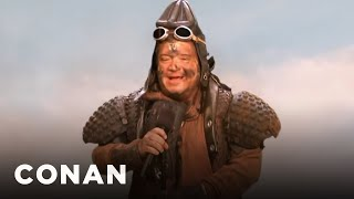 patton oswalt s cut scene from mad max fury road conan on tbs
