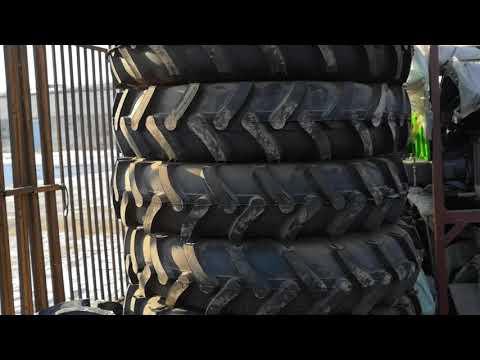 Шины 9,5-24 на трактор  от разных производителей