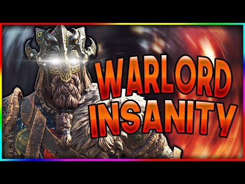 WARLORD INSANITY! - Best Kensei I've Played So Far!