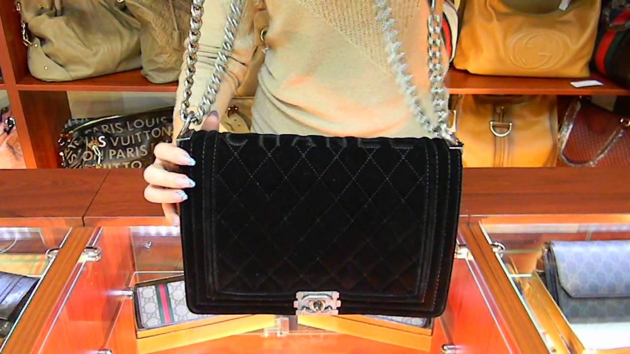 Chanel сумки учимся определять подделку