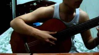 Tonghua - Classical guitar by Truong Quoc Vi
