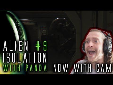 STEALTH MASTER [#9] Alien Isolation with HybridPanda