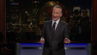 Monologue: If You See Salsa, Say Something | Real Time with Bill Maher (HBO)