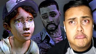 DONT TELL ME IT HAS TO END LIKE THIS !!! (The Walking Dead) [Season 1 ENDING]