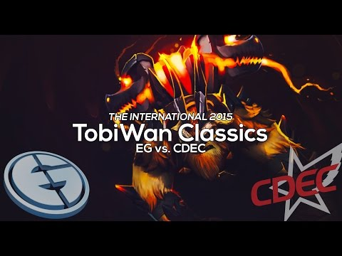 TobiWan Classics 2  IT'S A DISASTER! The International 5 Grand Final
