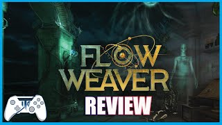 Flow Weaver Review - What is this place? (Video Game Video Review)