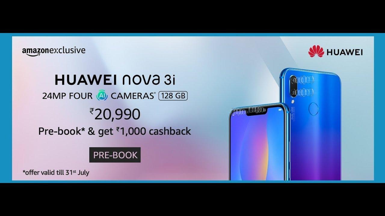 Best HUAWEI Nova 3i online shopping BD   Bagdom