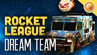 The Dream Team - Rocket League Highlights #1 (Funny Moments)