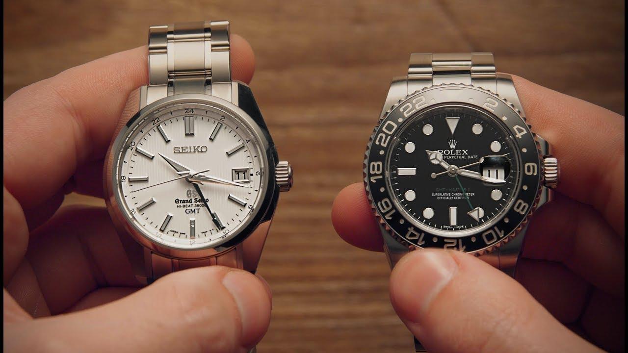 d793c7de0 Grand Seiko vs Rolex   Watchfinder & Co. - YouTube