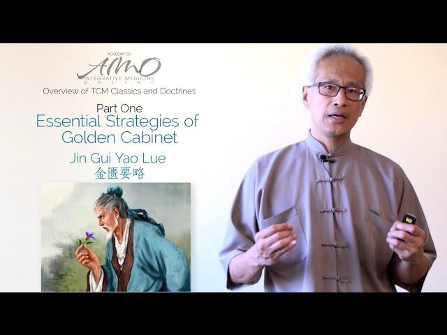 Part 1: Essential Prescriptions of Golden Cabinet | Acupuncture CEU Video