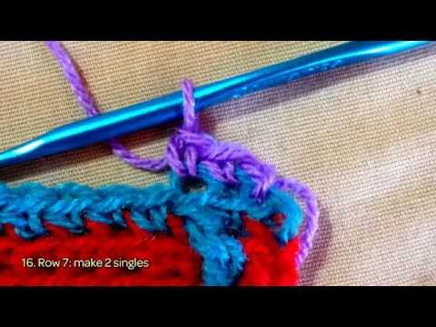 How To Crochet Great Apache Tears Tapestry Pattern Diy Crafts