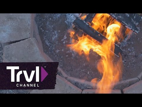 Campfire S'mores 3 Ways - Travel Channel