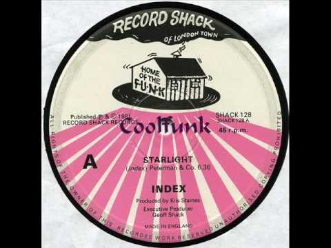 Index - Starlight (Disco-Boogie 1981)