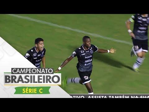 Melhores Momentos - Gols de ASA 1 x 1 Fortaleza - Brasileiro Série C (05/08/2017)