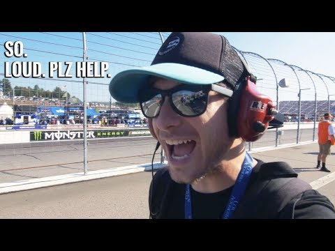 I Went to a Nascar Race as An Outsider. Here's What I Found Interesting.