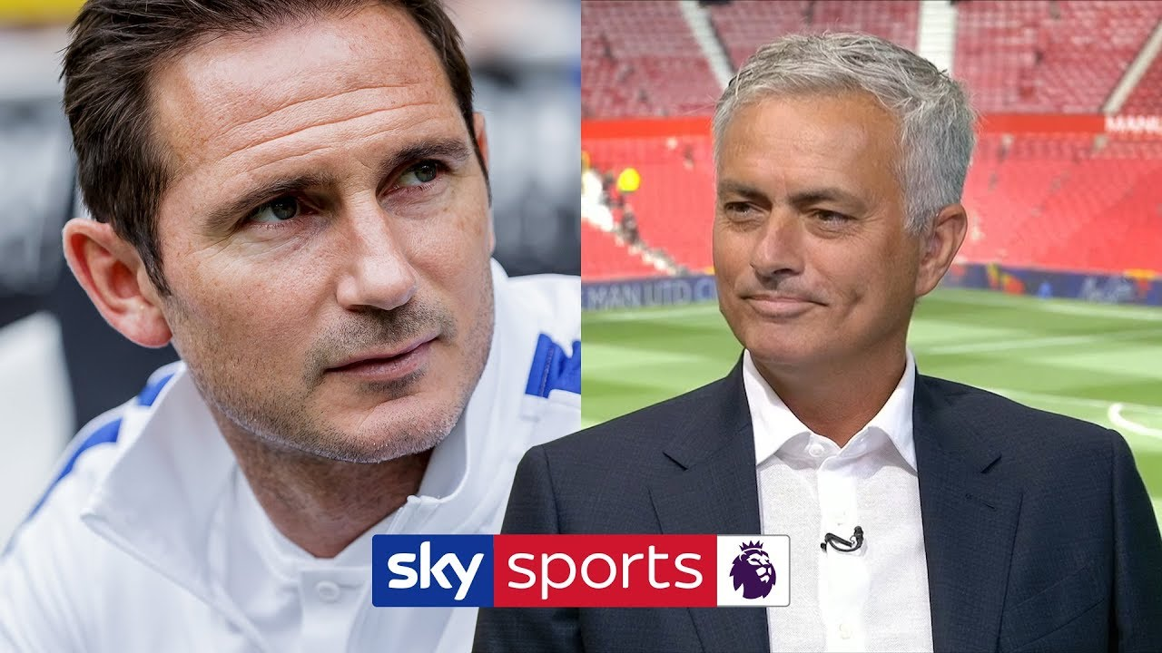 Image result for lampard on mourinho