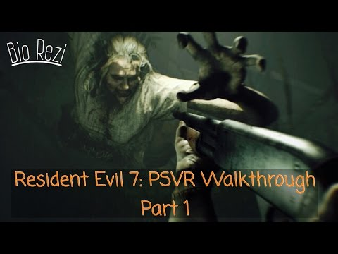 Resident Evil 7 Gameplay Walkthrough One Angry Gamer