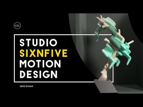 STUDIO SIXNFIVE - LA FRONTIERE ENTRE L'ART ET LE DESIGN