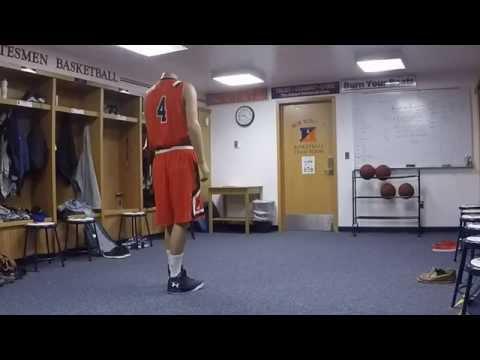 HOBART HIGHLIGHTS: Basketball Uniform Reveal