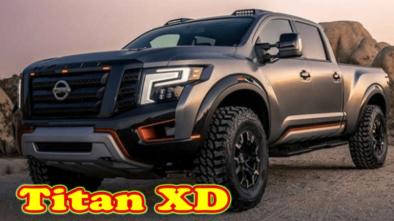 2021 Nissan Titan Diesel Specs and Review